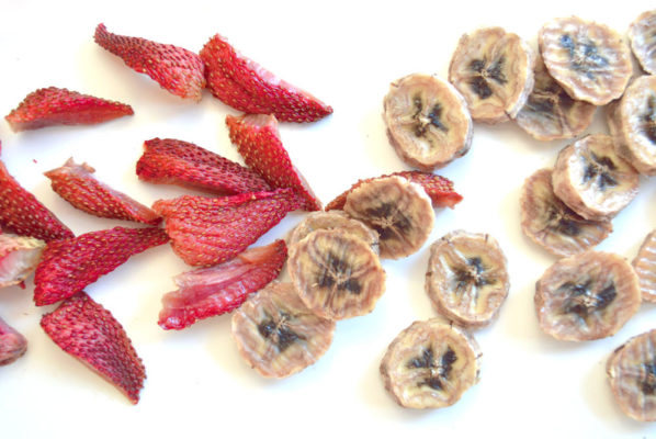 Easy DIY Dried Fruit