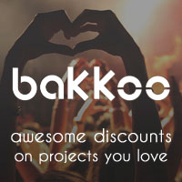 Bakkoo Social Kickstarter Club - awesome discounts on projects you love
