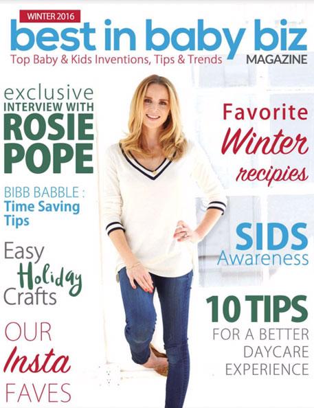 Green Scene Mom Winter Award Winners 2016 Winter Best in Baby and Kids Magazine