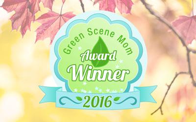 2016 Fall Green Scene Mom Awards - Mommy Scene