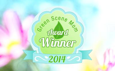 2014 Spring Green Scene Mom Awards - Mommy Scene