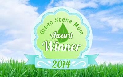 2014 Summer Green Scene Mom Awards - Mommy Scene