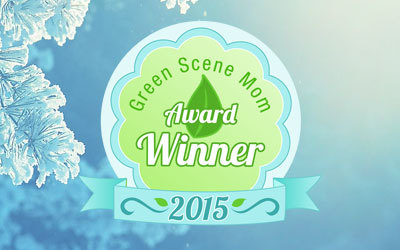 2015 Winter Green Scene Mom Awards - Mommy Scene