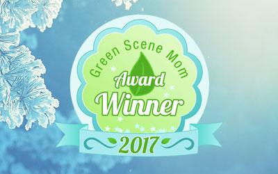 2017 Winter Green Scene Mom Awards - Mommy Scene