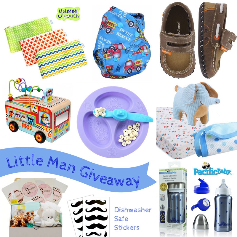 Little Man Giveaway