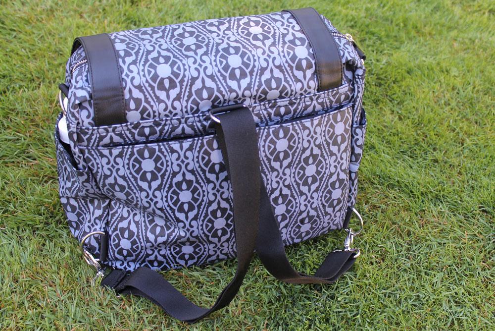 It's a Breeze Adelina Madelina backpack diaper bag