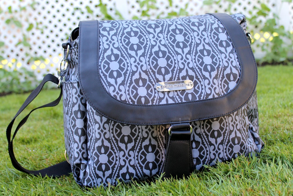 It's a Breeze Adelina Madelina diaper bag