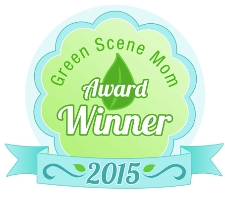 BabeeTalk Eco-Teether Crib Rail Cover 2015 Green Scene Mom Award Winner