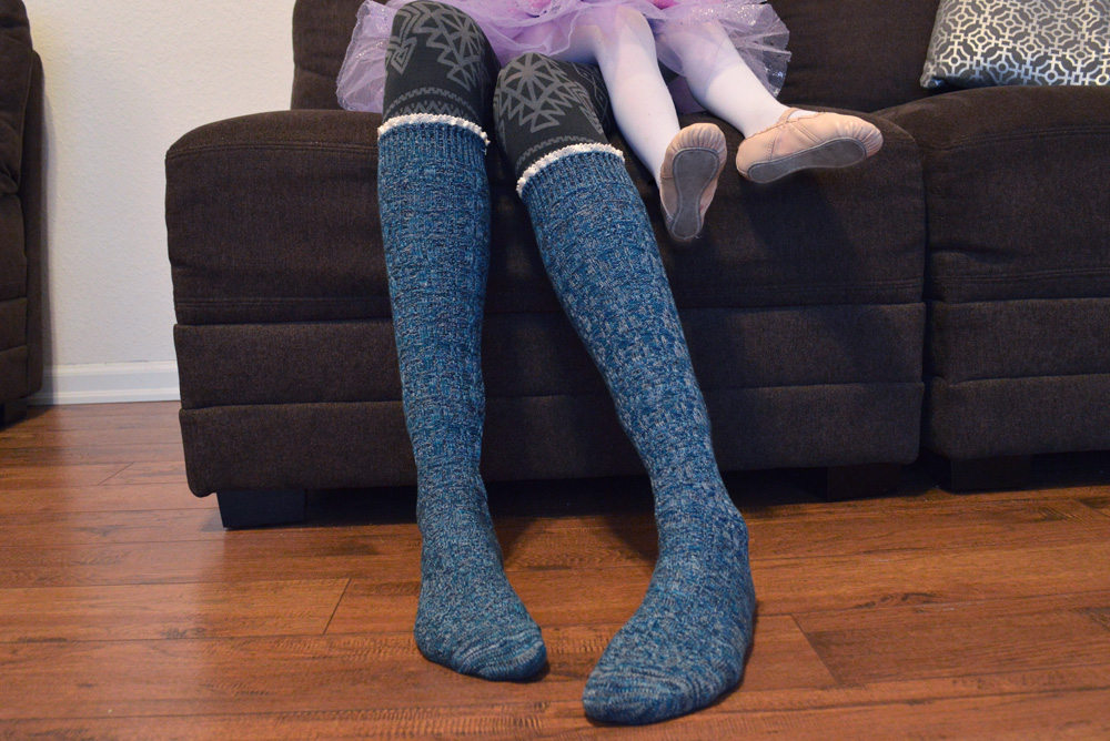 Cute K.Bell Knee Socks - Mommy Scene
