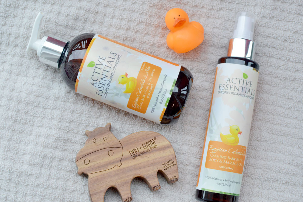 Active Essentials Egyptian Calendula baby care - Mommy Scene