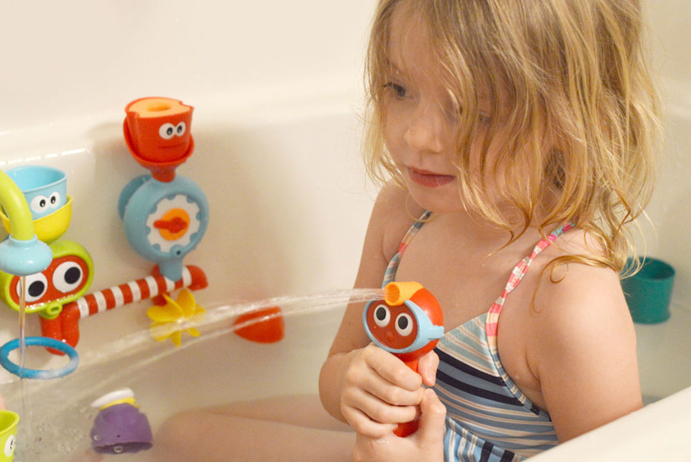 Yookidoo Submarine Station kids' bath toy - Mommy Scene