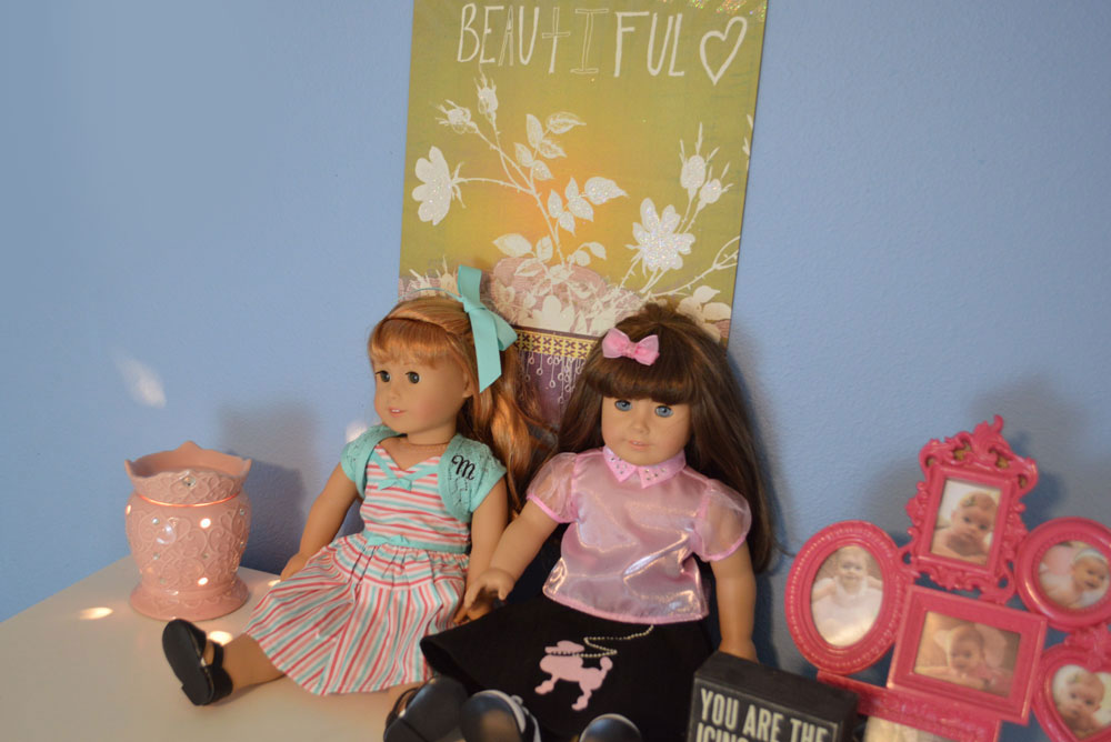 American Girl dolls timeless classics - Mommy Scene
