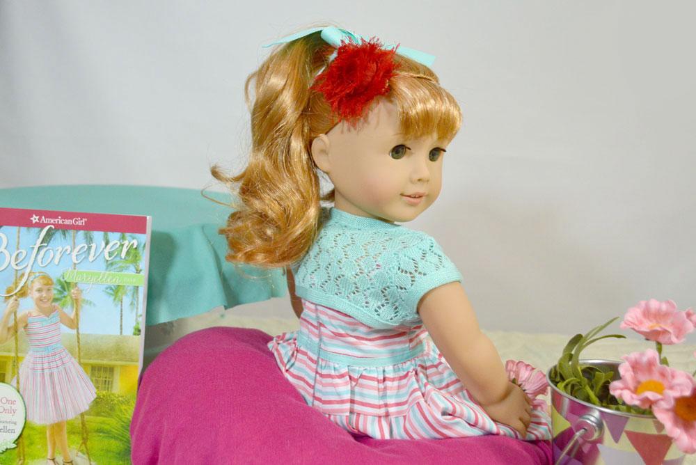 Maryellen American Girl Doll review - Mommy Scene