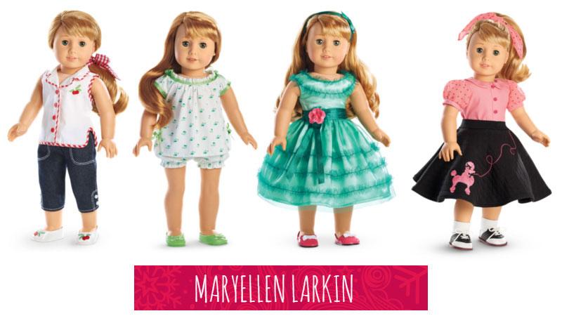 American Girl Doll review Maryellen Larkin - Mommy Scene
