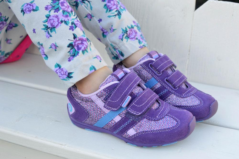 pediped Flex sparkle princess shoes - Mommy Scene