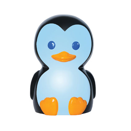 Danny the Penguin Night Light Summer Kids Essentials