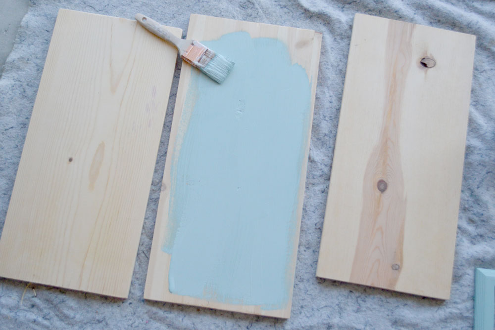 DIY cute homemade wood art sign - Mommy Scene