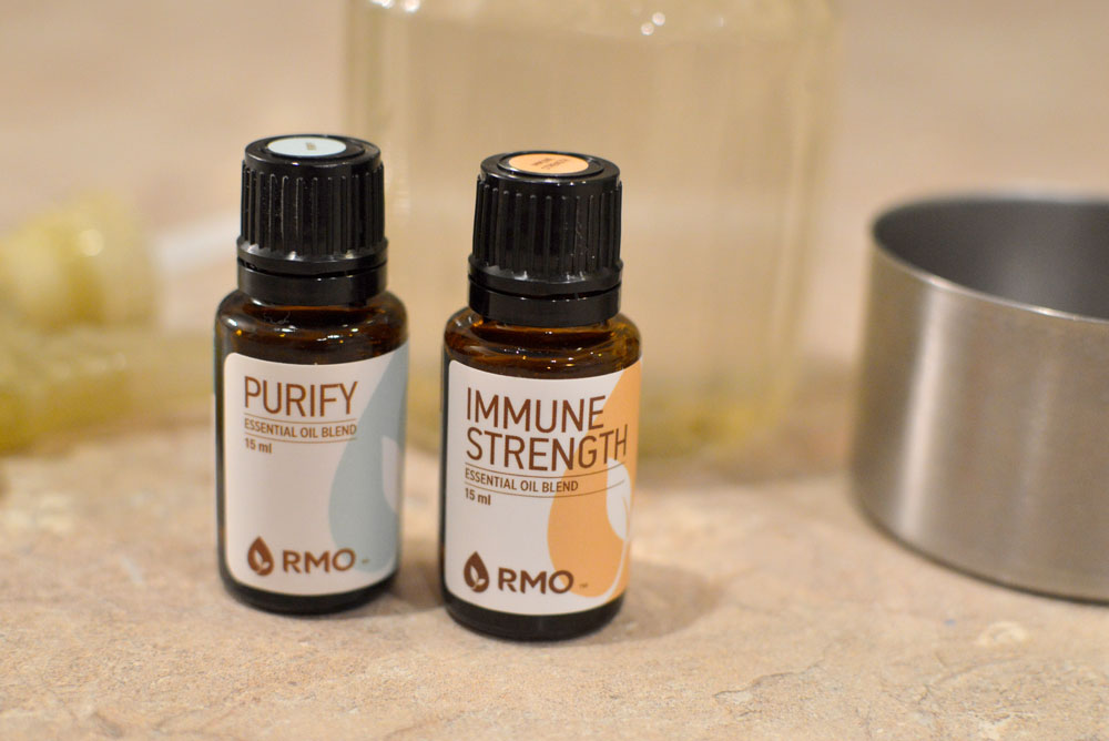 Green Kitchen Cleaning Tips and Rocky Mountain Oils - Mommy Scene