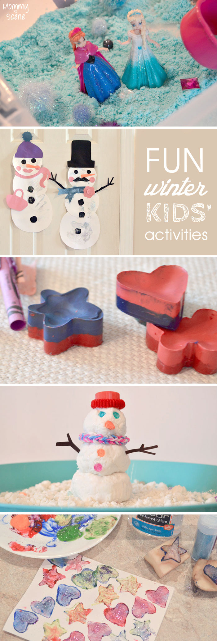 Fun winter kids activities - Mommy Scene