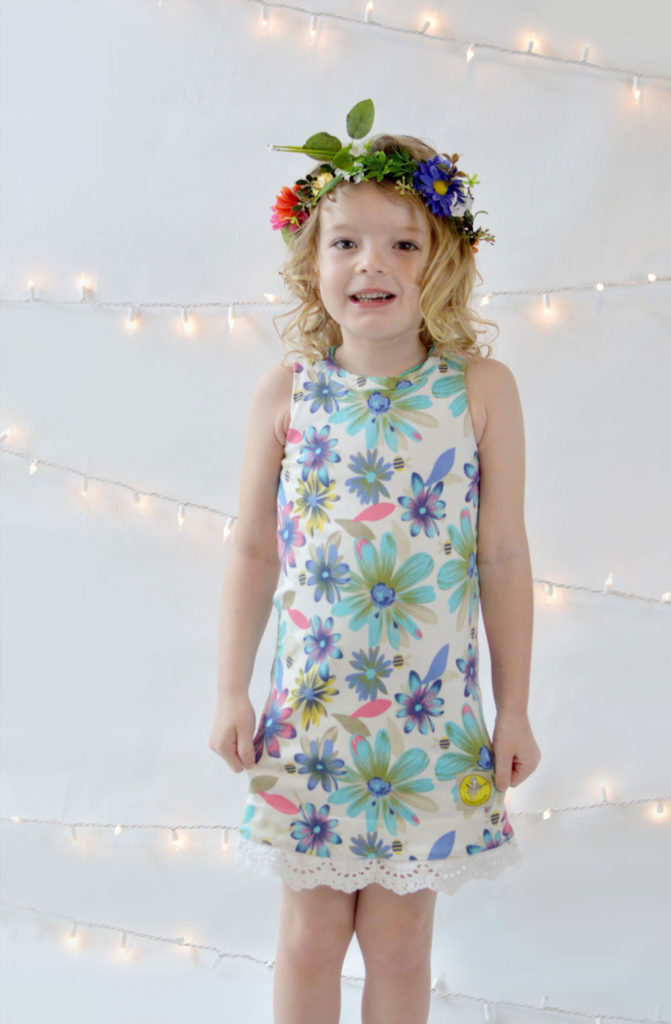 L'enfant D'or dresses for little girls - Mommy Scene