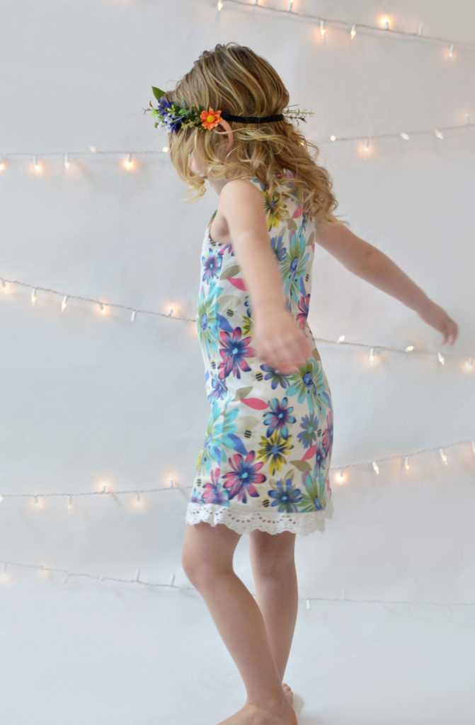 Cute L'enfant D'or dresses for little girls - Mommy Scene review