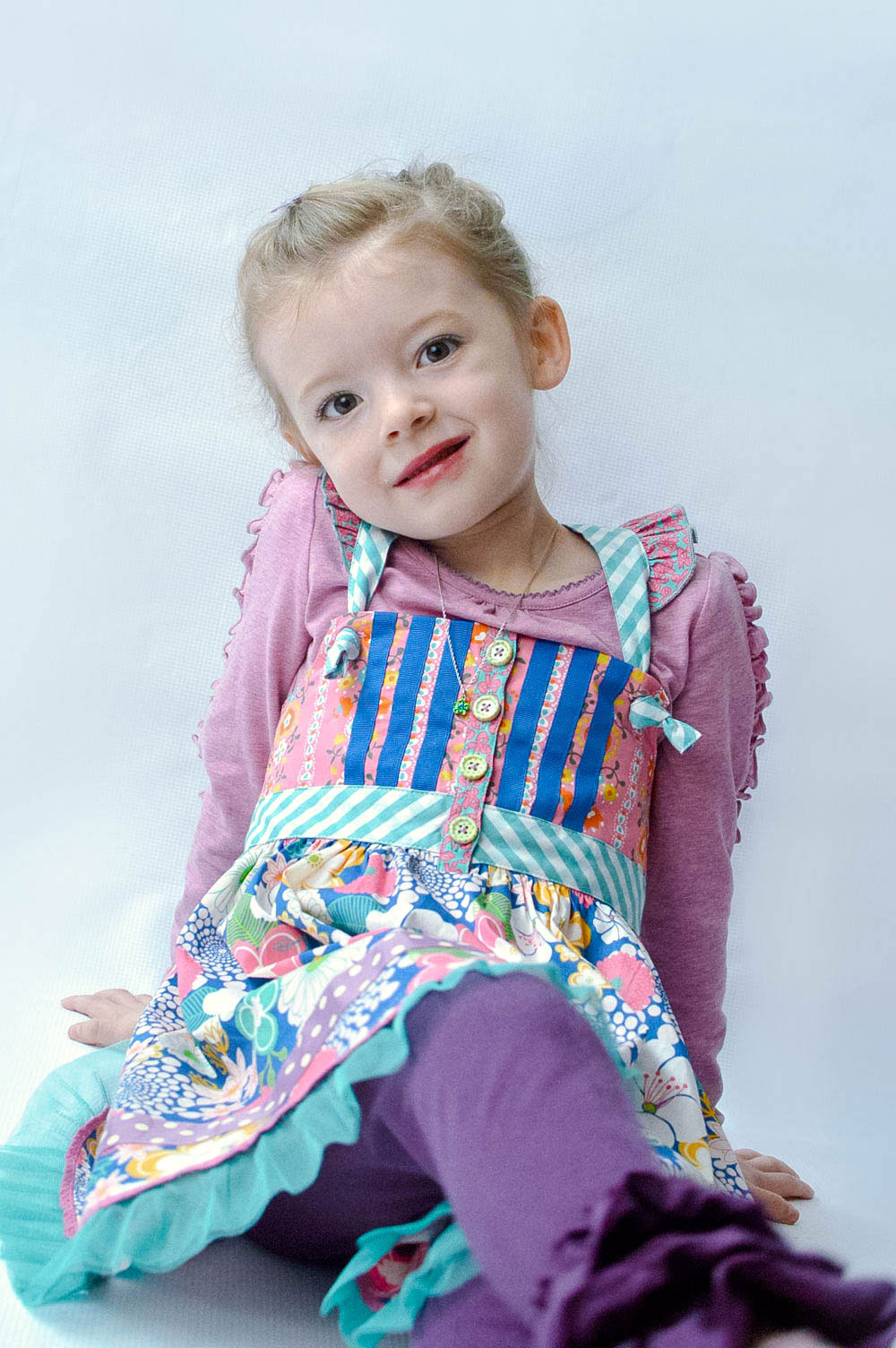 Matilda Jane Once Upon a Time dresses for baby and preschool girls - Mommy Scene