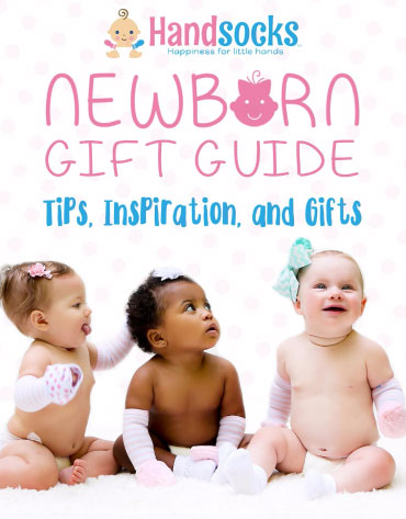 Handsocks Newborn Gift Guide - Mommy Scene