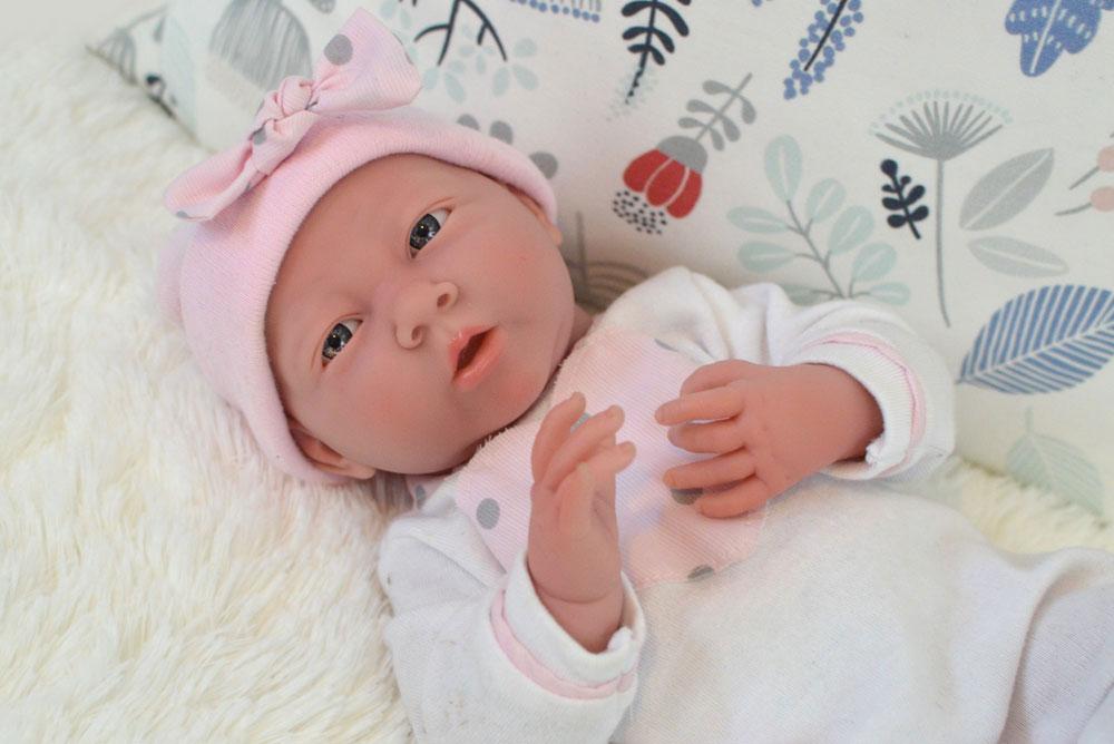 La Newborn first baby doll for little girls - Mommy Scene
