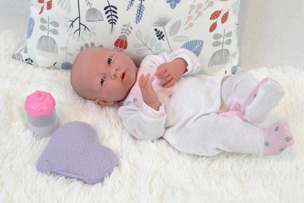 Realistic La Newborn baby doll for little girls - Mommy Scene review
