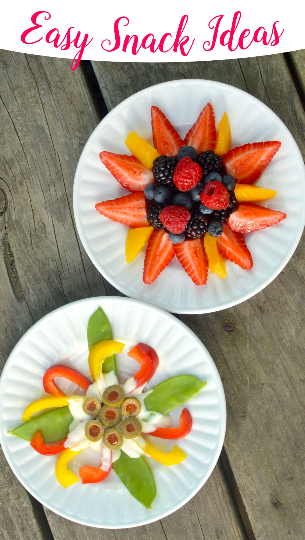 Easy and healthy snack ideas - Mommy Scene