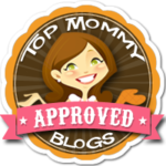 Top Mommy Blog Approved - Mommy Scene