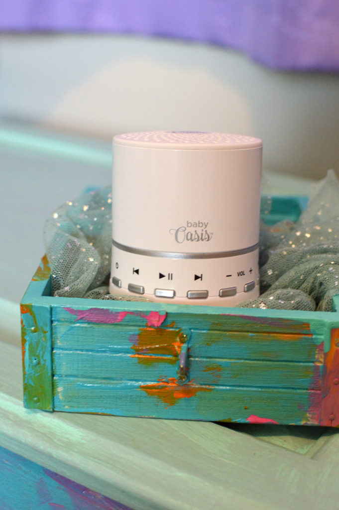 BabyOasis sound machine for babies and kids - Mommy Scene review