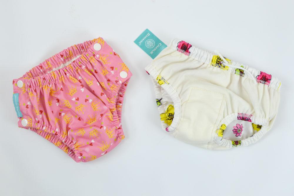 Cute Charlie Banana toddler training pants - Mommy Scene