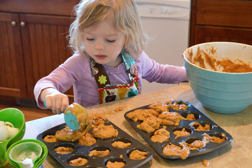 Baking with toddlers is lots of fun and a great way to teach lifeskills - Mommy Scene