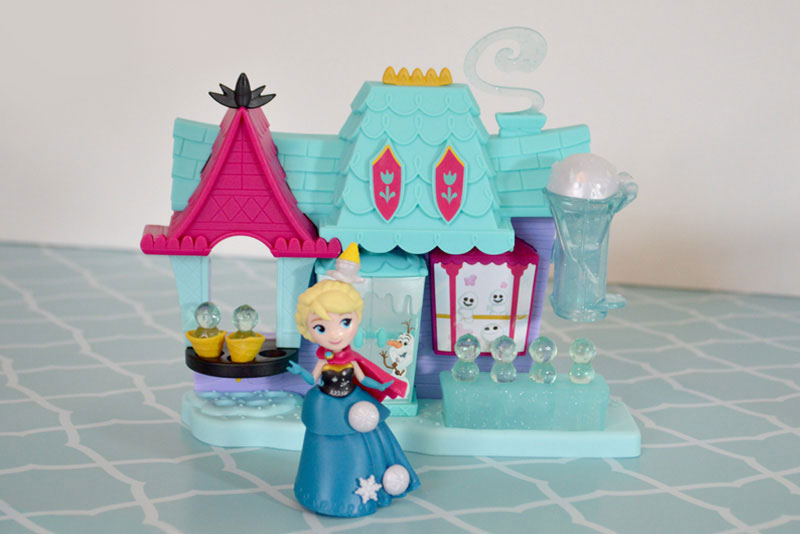 Disney Little Kingdom Elsa's Arendelle treat shoppe - Mommy Scene review