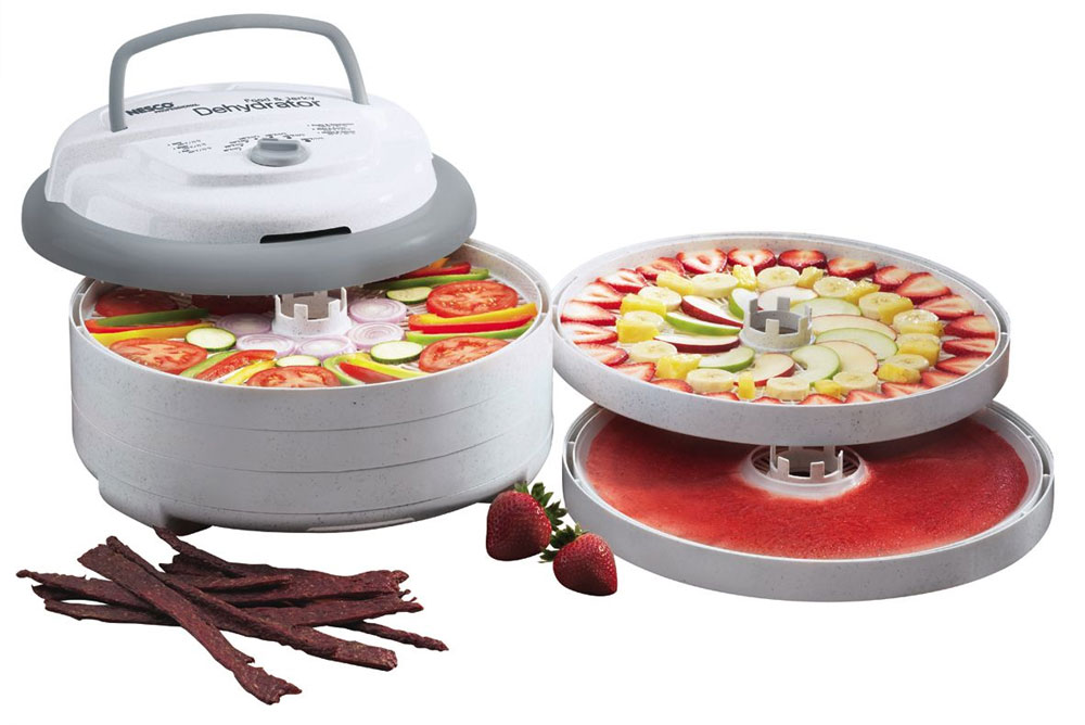 Healthy snacks with a food dehydrator - Mommy Scene