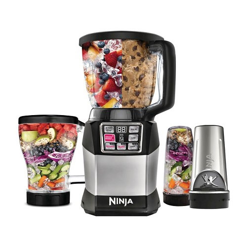 Homemade Healthy Baby Food Nutri Ninja Blender - Mommy Scene