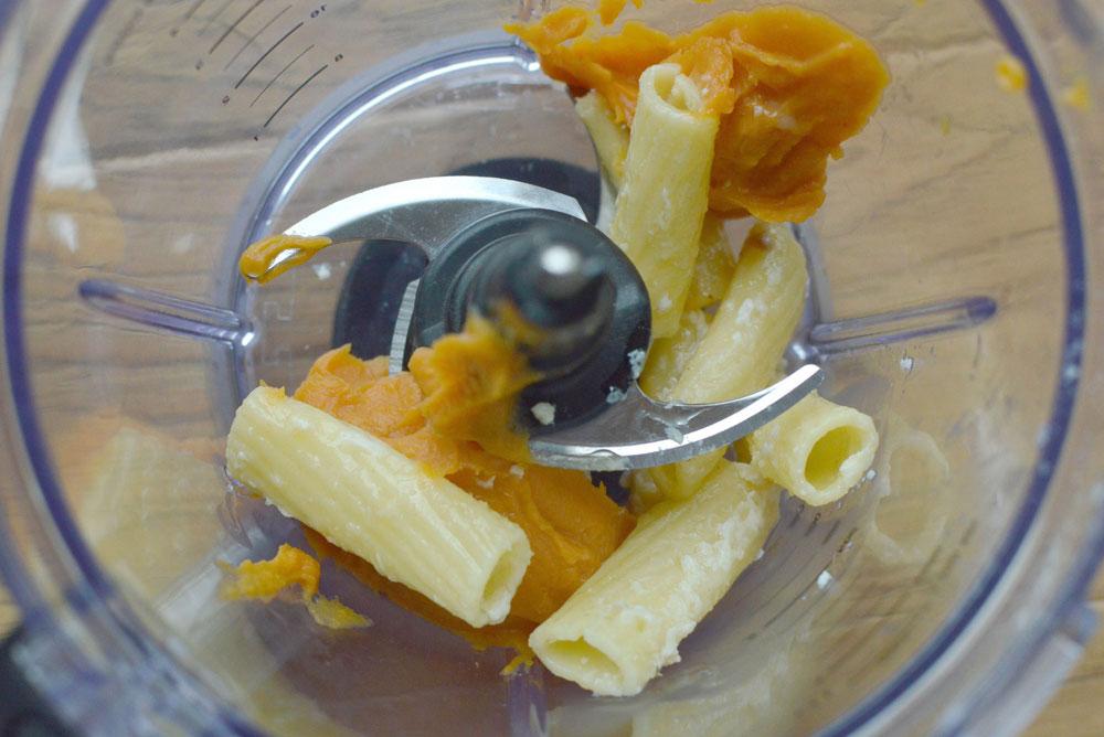 Sweet Potato and Pasta Baby Food Recipe - Mommy Scene