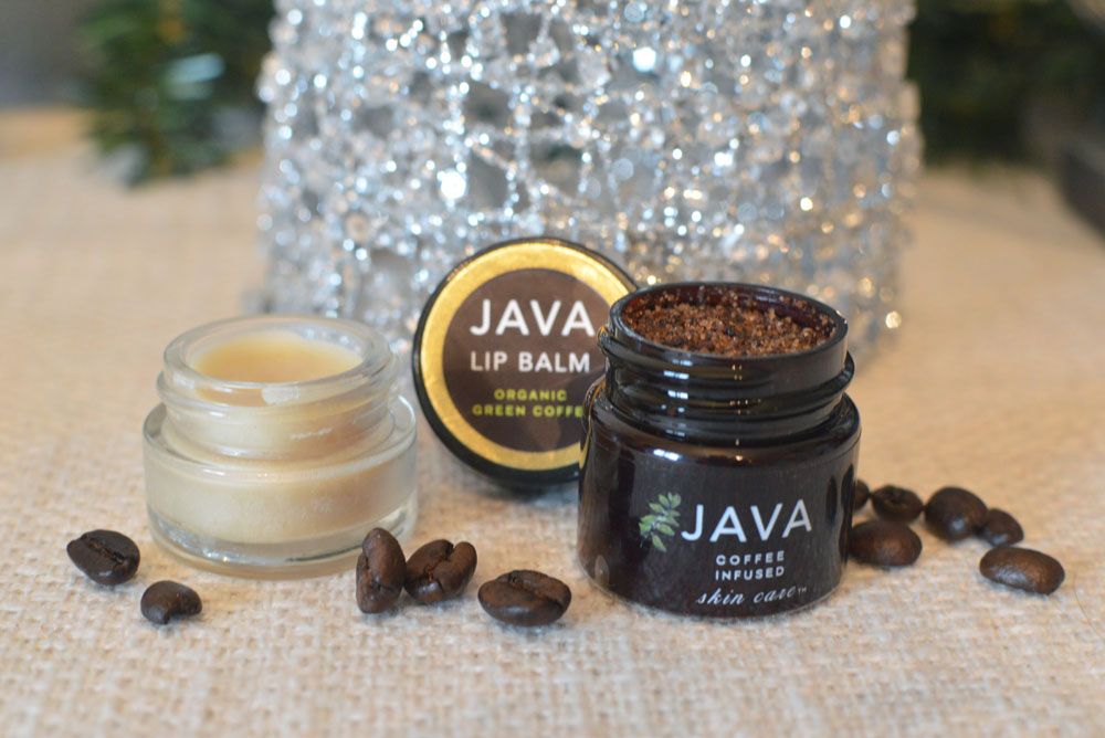 Java coffee based lip care - Mommy Scene review