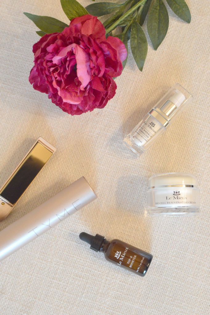 Le Mieux youth preserving skincare - Mommy Scene review