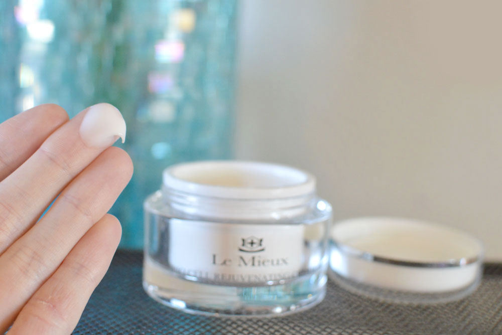 Le Mieux Bio Cell Rejuvenating Cream - Mommy Scene review