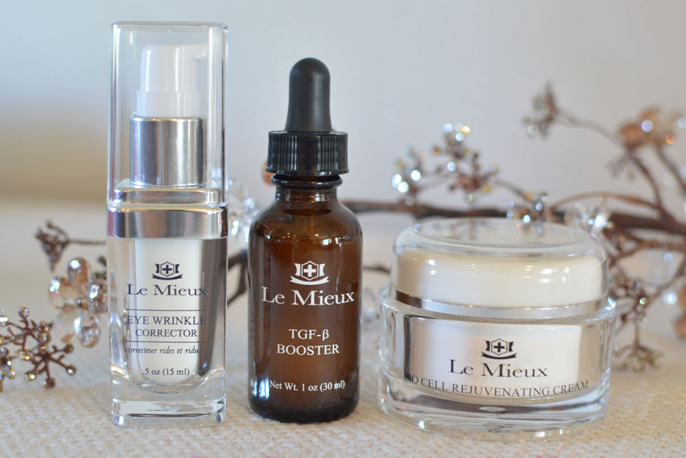 Le Mieux Anti-Aging Skincare - Mommy Scene review