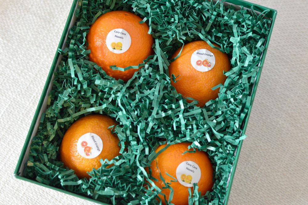 Limoneira Citrus fresh oranges - Mommy Scene
