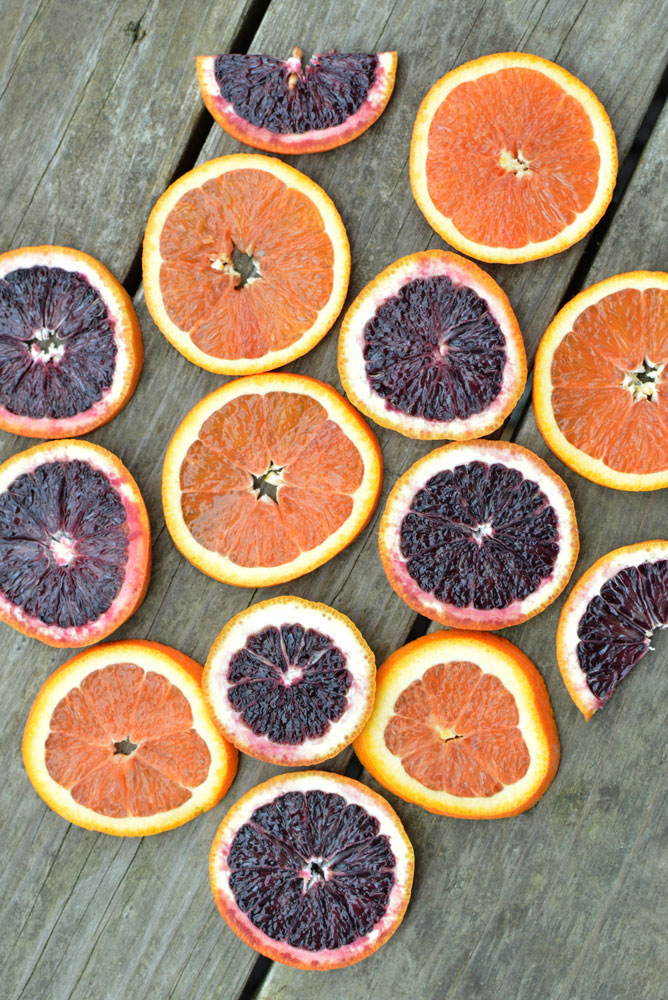 Limoneira Citrus fresh naval oranges and blood oranges - Mommy Scene