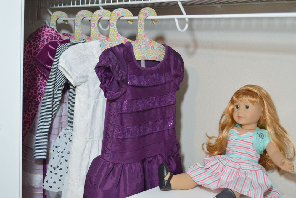 Cute Little Dundi flowered recycled clothes hangers - Mommy Scene review