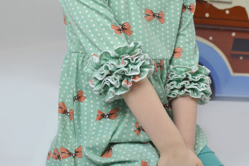 Magnolia and Pine little girl dresses - Mommy Scene