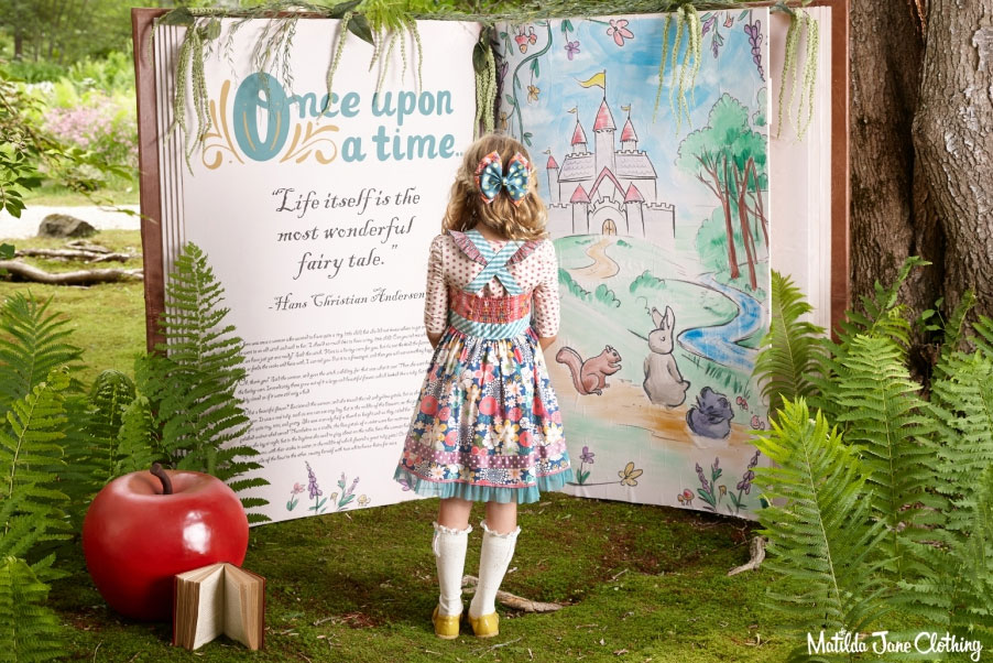 Matilda Jane Once Upon a Time Clothing - Mommy Scene