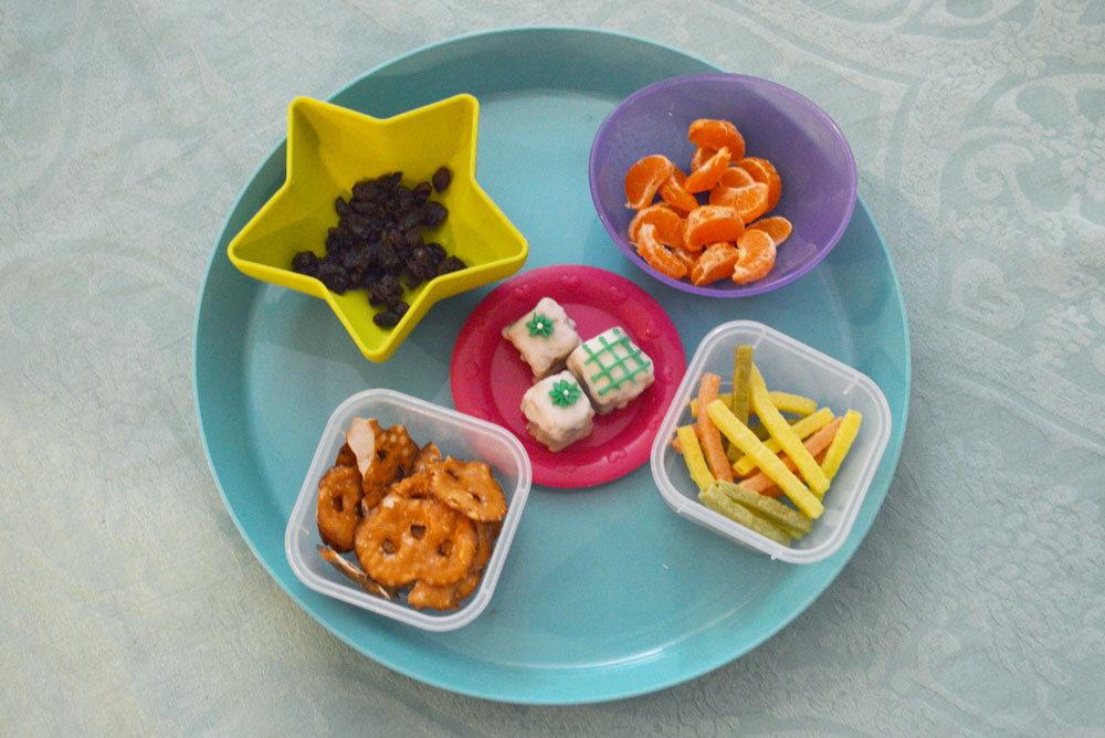 Mermaid inspired kids snacks - Mommy Scene