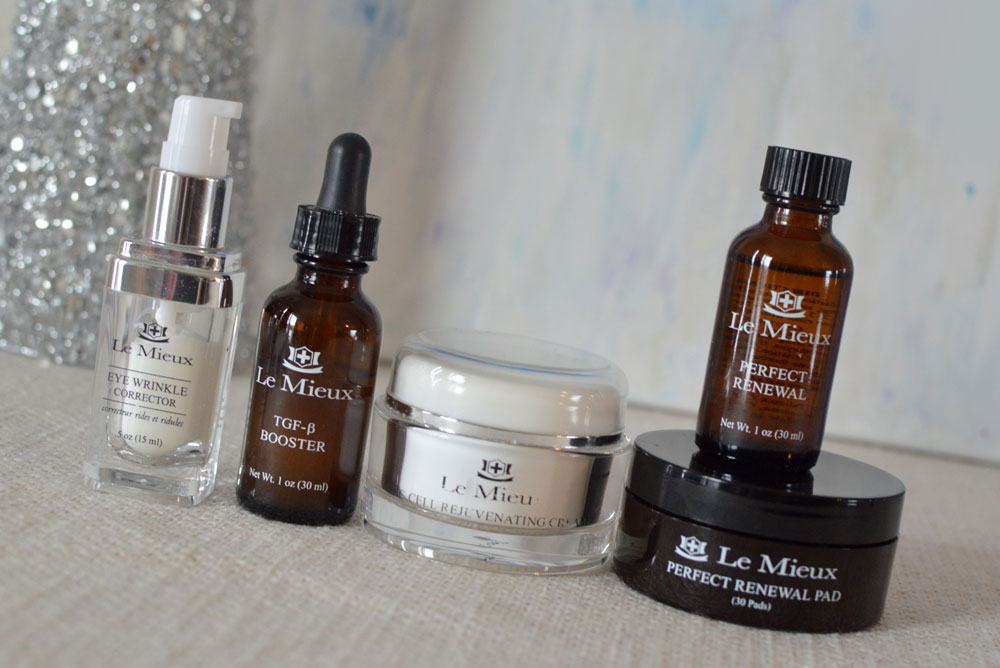 Mommy Fashion Basics and Le Mieux Skincare - Mommy Scene