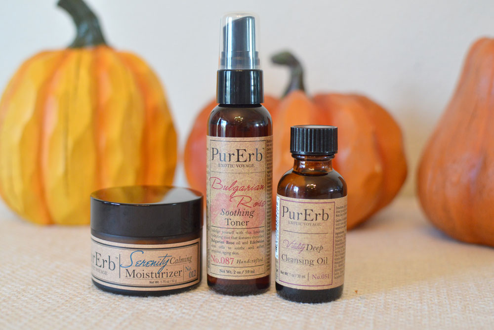 PurErb Natural beauty products and skincare - Mommy Scene